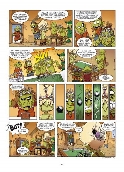 Page 4 Goblin's tome 9