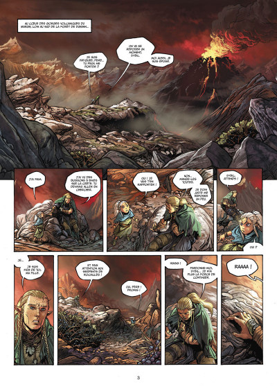 Page 1 Elfes tome 12