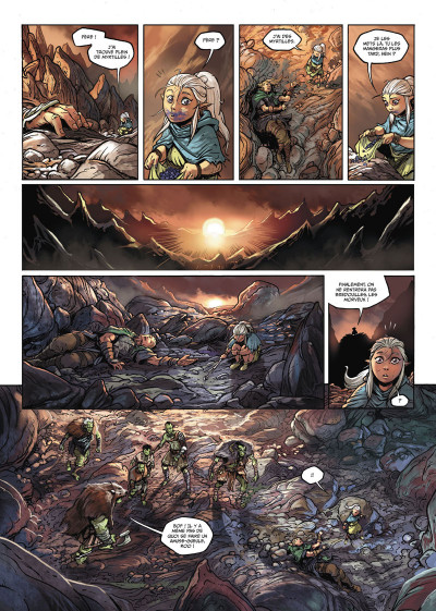 Page 2 Elfes tome 12