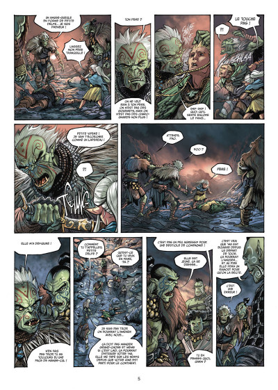Page 3 Elfes tome 12