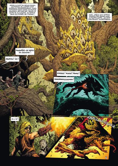 Page 1 Les forêts d'opale tome 9