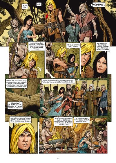 Page 2 Les forêts d'opale tome 9