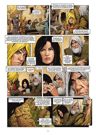 Page 3 Les forêts d'opale tome 9