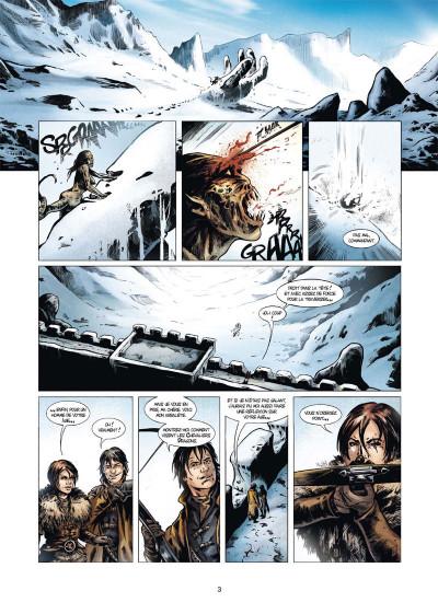 Page 1 La geste des chevaliers dragons tome 22