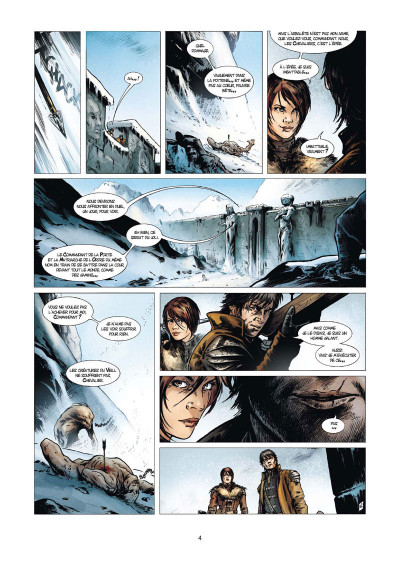 Page 2 La geste des chevaliers dragons tome 22