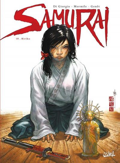 image de Samurai tome 10 - Ririko