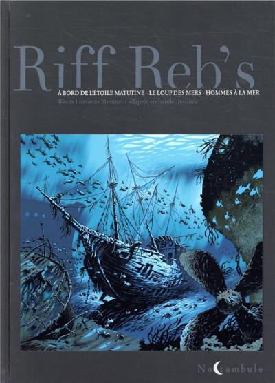 Couverture Trilogie maritime - intégrale