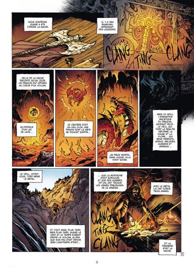 Page 1 La Geste des Chevaliers dragons tome 21