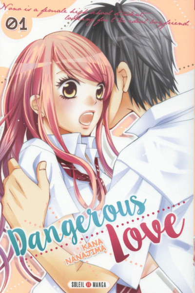 Couverture Dangerous Love tome 1