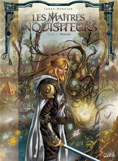 Couverture Les maîtres inquisiteurs tome 4