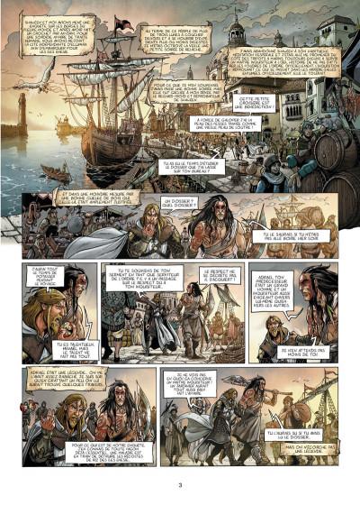 Page 1 Les maîtres inquisiteurs tome 4
