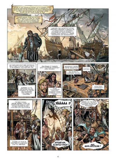 Page 2 Les maîtres inquisiteurs tome 4