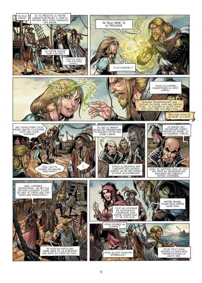 Page 3 Les maîtres inquisiteurs tome 4