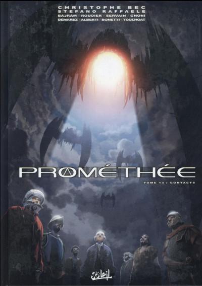 Couverture Prométhée tome 13
