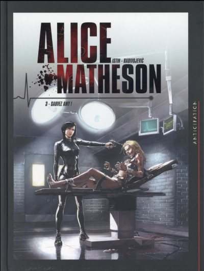 Couverture Alice Matheson tome 3