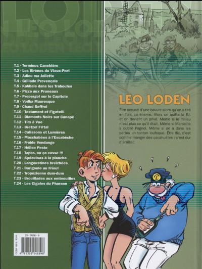 Dos Léo Loden tome 24