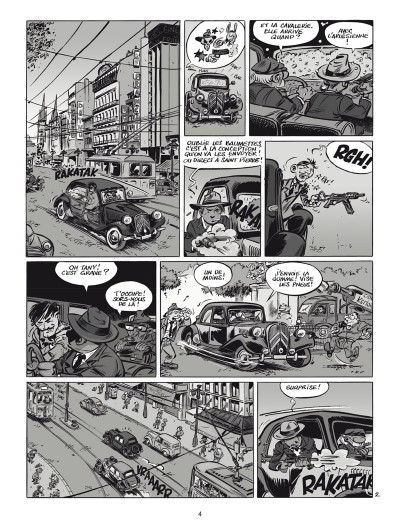 Page 2 Léo Loden tome 24