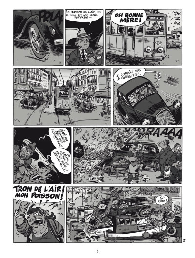 Page 3 Léo Loden tome 24