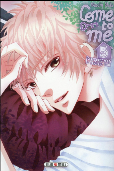 Couverture Come to me tome 5