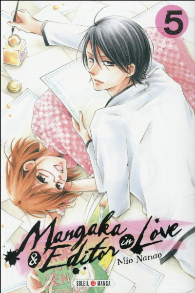 image de Mangaka & editor in love tome 5