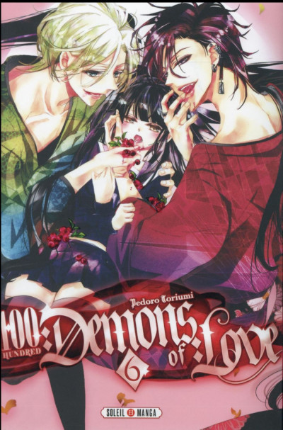 image de 100 demons of love tome 6
