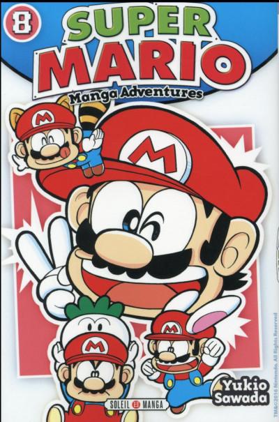 image de Super Mario - Manga Adventures tome 8