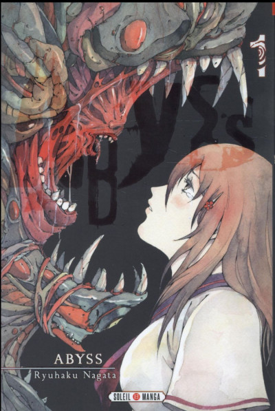 Couverture Abyss tome 1