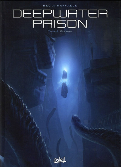 Couverture Deepwater prison tome 3