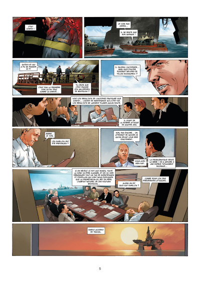 Page 3 Deepwater prison tome 3