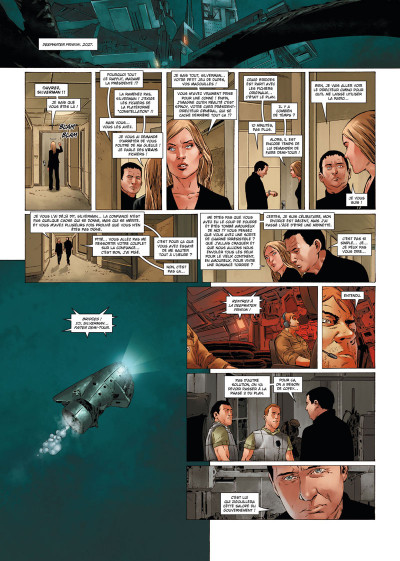Page 5 Deepwater prison tome 3