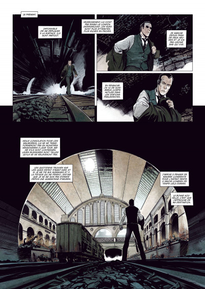 Page 4 Sherlock Holmes society tome 4