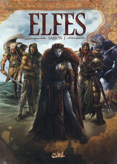 image de Elfes coffret tomes 1 à 5