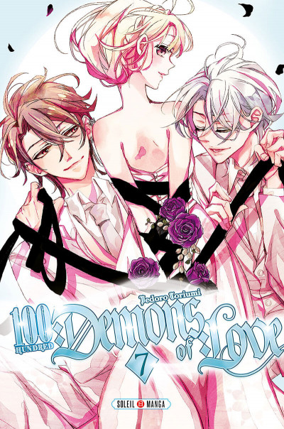 Couverture 100 demons of love tome 7