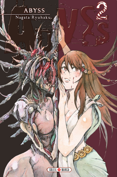 Couverture Abyss tome 2