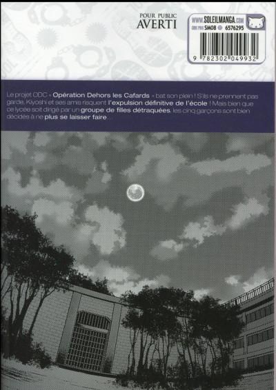 Dos Prison school tome 8