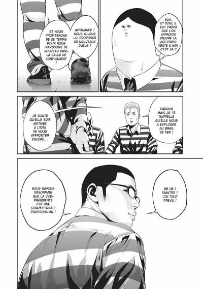 Page 7 Prison school tome 8