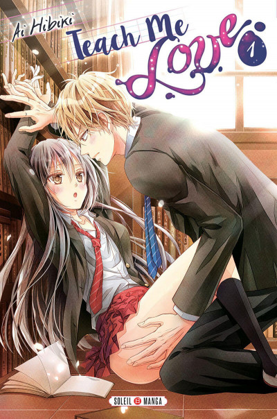 Couverture Teach me love tome 1