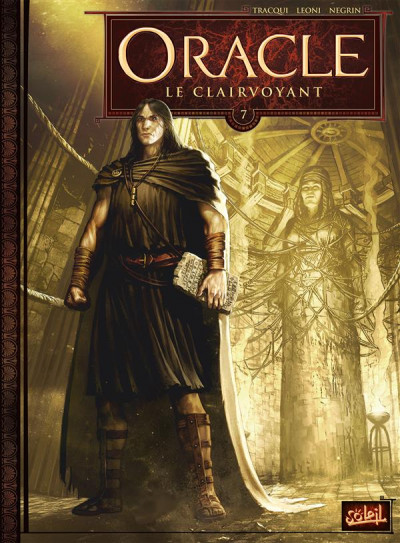 Couverture Oracle tome 7