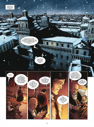 Page 2 Les savants tome 1
