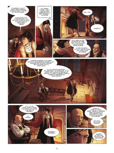 Page 3 Les savants tome 1