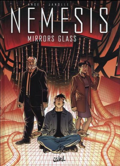 Couverture Nemesis tome 8