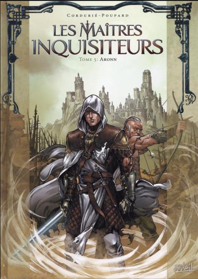 Couverture Les maîtres inquisiteurs tome 5