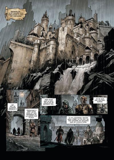 Page 1 Les maîtres inquisiteurs tome 5