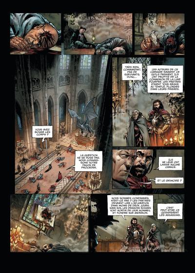 Page 2 Les maîtres inquisiteurs tome 5