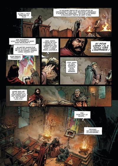 Page 3 Les maîtres inquisiteurs tome 5