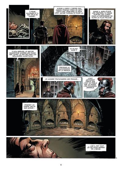 Page 4 Les maîtres inquisiteurs tome 5