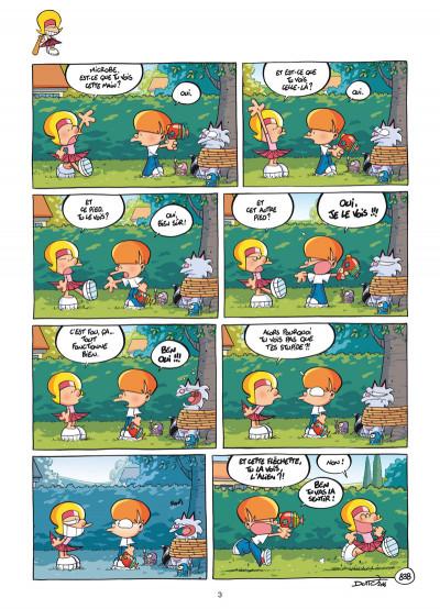 Page 1 Les p'tits diables tome 21