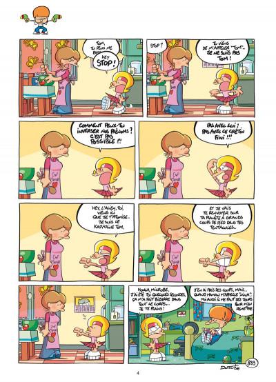 Page 2 Les p'tits diables tome 21