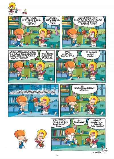 Page 3 Les p'tits diables tome 21