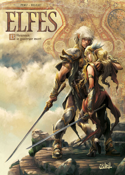 Couverture Elfes tome 13